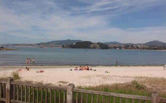 bde154c23cbab Playa Ladeira Baiona - Picture of Baiona