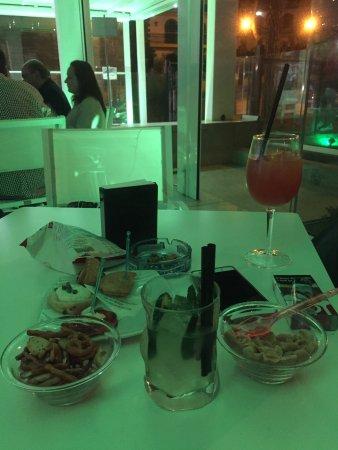 Lounge Cafe'