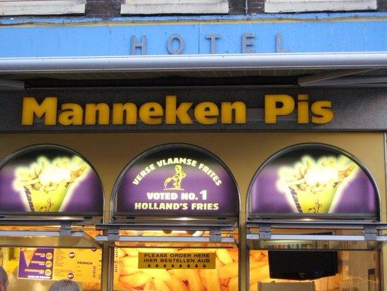 Manneken Pis Amsterdam: Manneken Pis shop