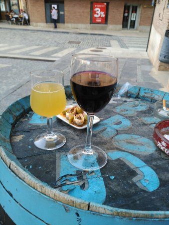 Bar Daroca: Así da gusto