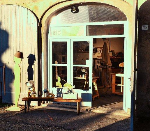 Albisola Superiore, Italien: laboratorio