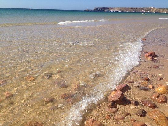 Martinhal Sagres Beach Resort & Hotel: First day (the most windy 05/06)