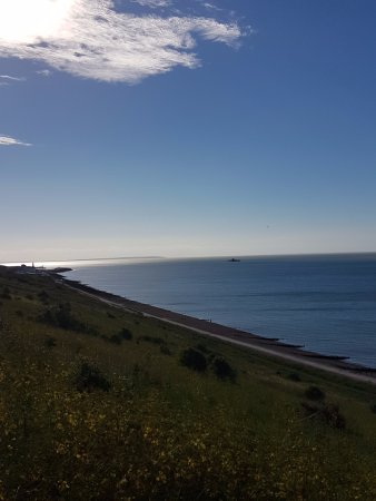Herne Bay, UK: good view