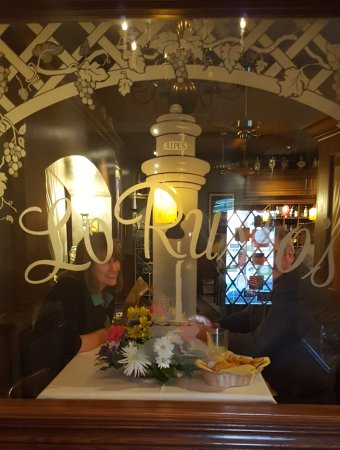 LoRusso's Cucina : A lovely place to celebrate 18 years of marriage