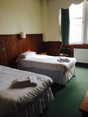 Inverurie, UK: Twin room
