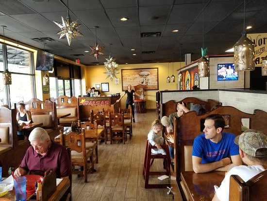 Salsa S Mexican Restaurant Salsas Interior