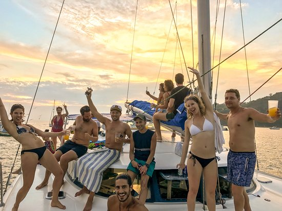 The Maderas Village : If you're there on a Tuesday, sign up for the catamaran!
