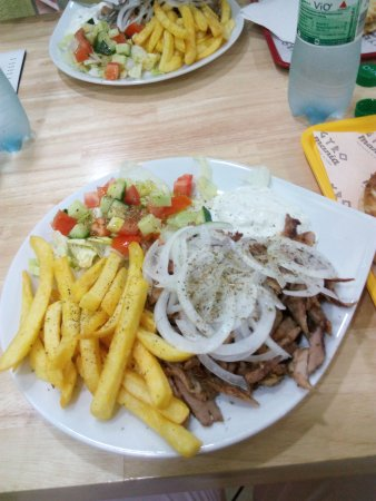 Backnang, Germany: Gyromania - Best Gyros in Town