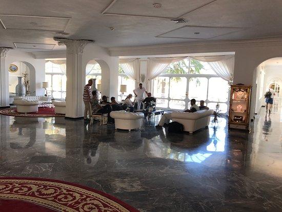 Grand Hotel Quisisana: La vue et le reste