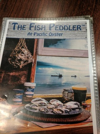 Bay City, OR: The Fish Peddler