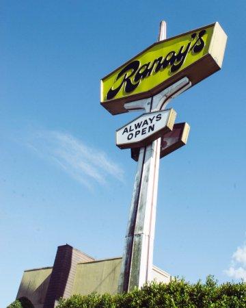 Randy's Restaurant: Randy's Sign