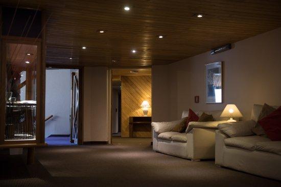 Piscis hotel spa las lenas argentina omd men for Hotel piscis las lenas
