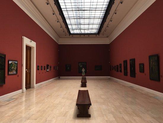 """Национальная галерея Грузии (""""Голубая галерея"""")"""
