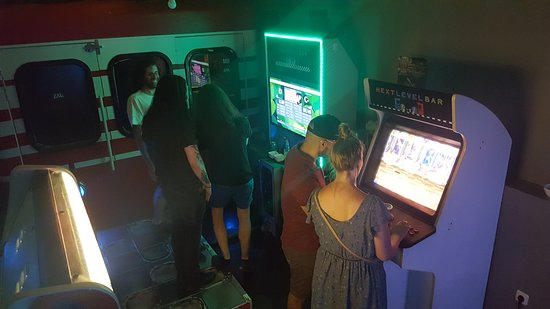 ‪NEXT LEVEL Arcade BAR‬