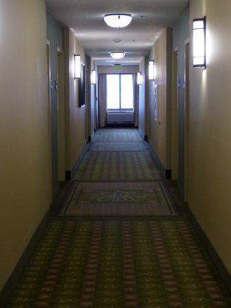 Logan, UT HIE -- Hallway