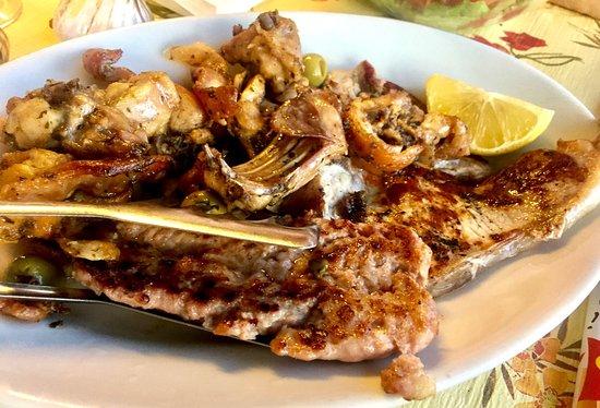 La cuisine de maman picture of trattoria rosa rapallo for Maman cuisine x