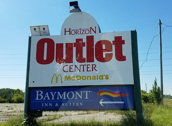 Horizon Outlet Center - Monroe