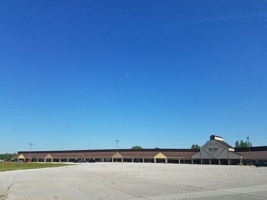 Monroe, MI: the mall