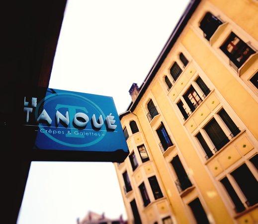 Le Tanoue : Le Tanoué - 3 rue de la Paix - Annecy