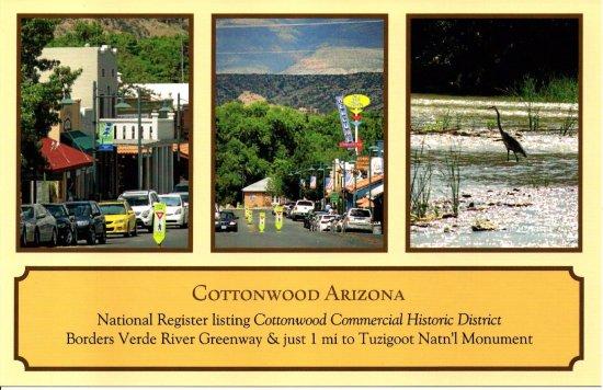 Cottonwood Hotel & Neighborhood