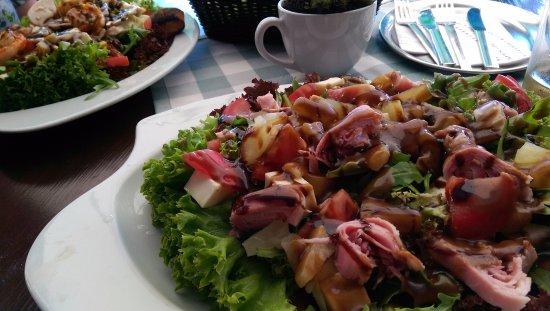 Kallmuenz, Alemanha: Belle assiette fraîcheur