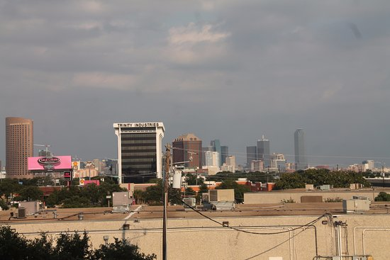 Embassy Suites by Hilton Dallas - Market Center: View from our window