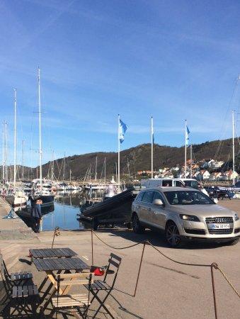 Molle, Sweden: På första parkett