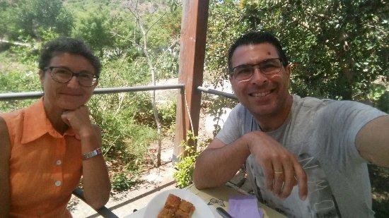 La Manna Di Zabbra Restaurant: Natura e relax
