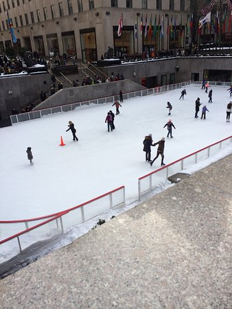 Photo of The Rink at Rockefeller Center in New York City, NY, US