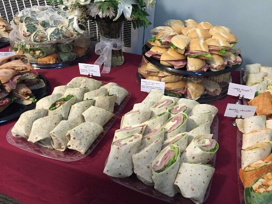 Guilford, CT: Sandwich and deli platters
