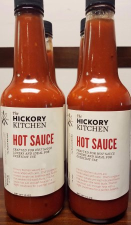 Guilford, CT: We sell a variety of home made sauces.