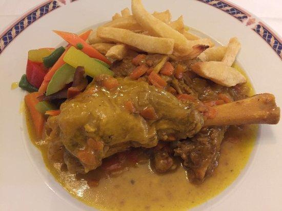 Montilla, España: Buen restaurante