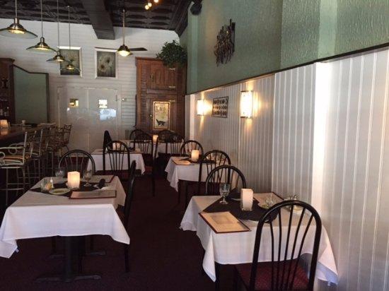 Clifton Forge, VA: Dining Room