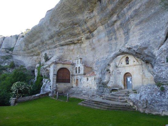 Burgos, Spanje: Ermita de San Bernabé