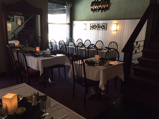 Clifton Forge, VA: Dining Room