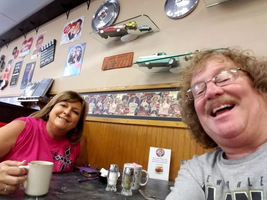 West Fargo, Dakota du Nord : We really enjoyed our fantastic breakfast and the friendly service.