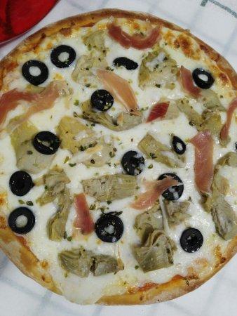 Sabinanigo, Spanien: Pizzas Don Cacho