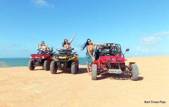 Praia de Pipa, RN: Girls tour!!!