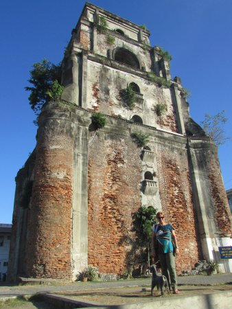 Sinking Bell Tower Laoag Philippines Top Tips Before