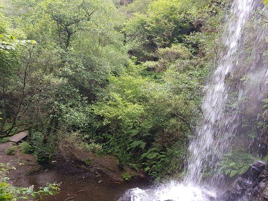 San Cosme de Barreiros, Espagne : Cascada de San Estevo do Ermo