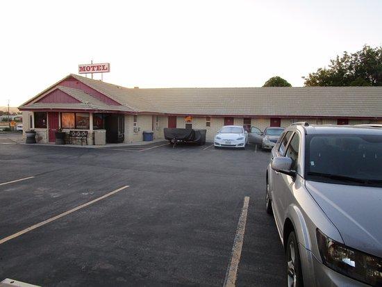 Robbers Roost Motel: Übersicht
