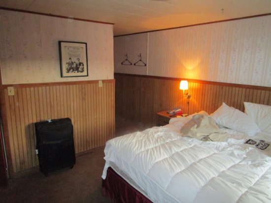 Robbers Roost Motel: Zimmer