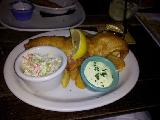 The Pub: Fish and Chips