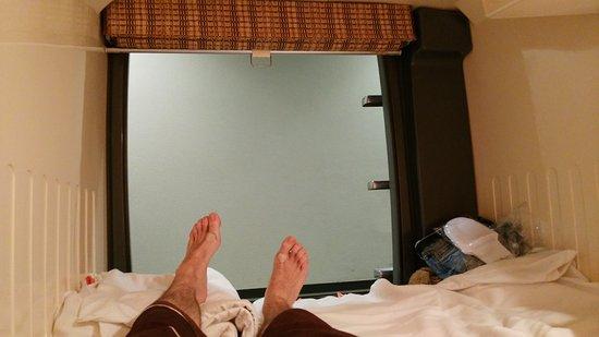 Tokyo Kiba Hotel Bild