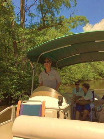 Snow Hill, MD: Pocomoke River Cruise