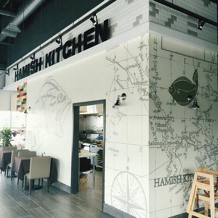Hamish Kitchen Restaurant