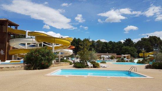 Mornas, France : Camping Beauregard