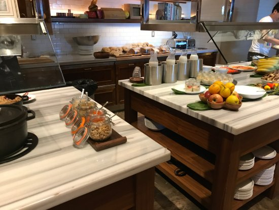 Strange Breakfast Buffet Picture Of Andaz Maui At Wailea Resort Home Interior And Landscaping Palasignezvosmurscom