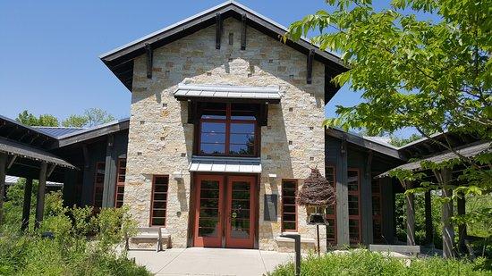Schlitz Audubon Nature Center