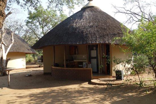 Satara Rest Camp: Room G174